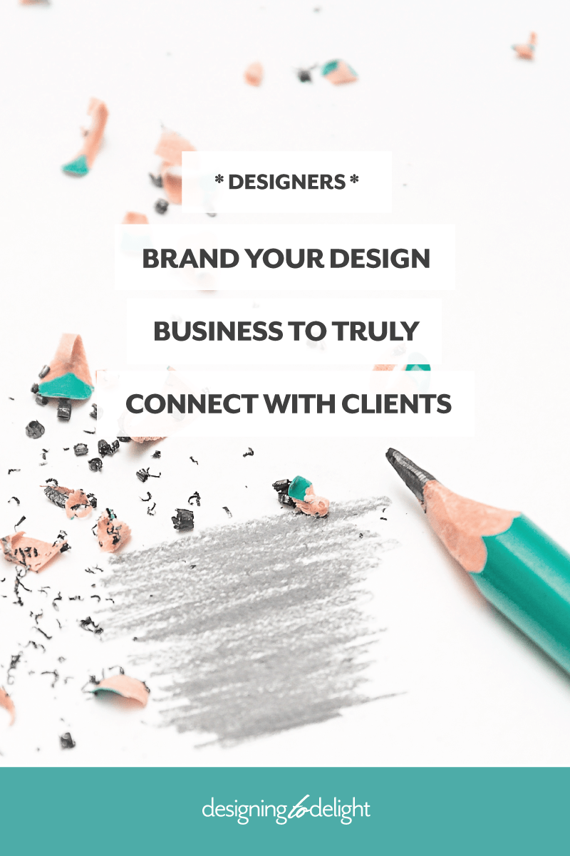 How to brand your freelance design business.