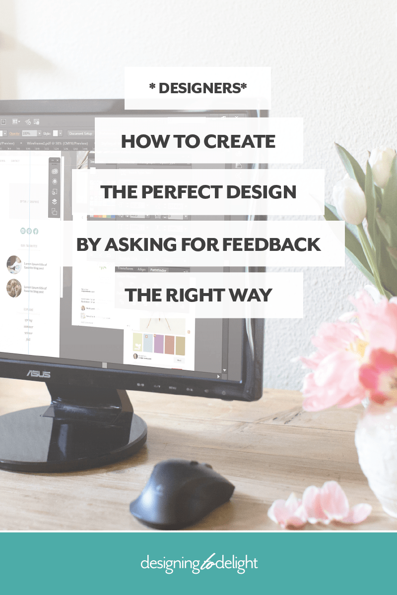 How to reduce revision cycles, keep design projects on track and reach the best solution for your clients as a freelance designer.