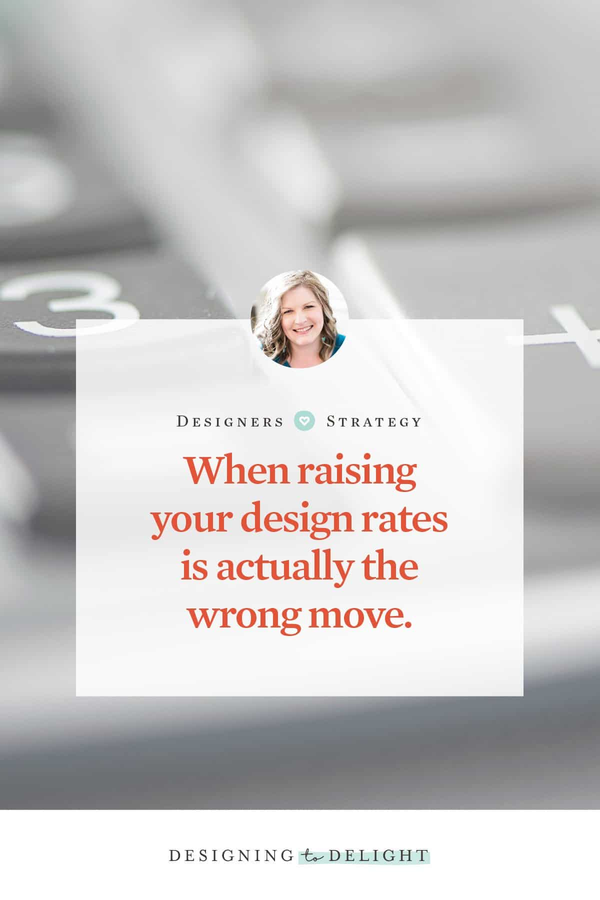 An experienced designer shared an interesting story about pricing her work. Her situation challenged the advice I typically share about when to increase your freelance design rates. Struggling with a pricing decision? You'll want to think about these factors.